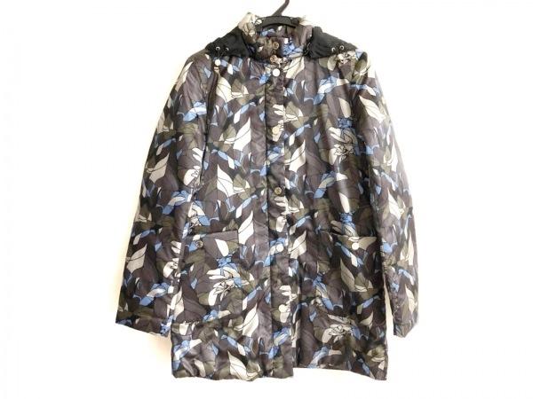 ARMANIJEANS(アルマーニジーンズ) ダウンジャケット サイズ40 M レディース美品