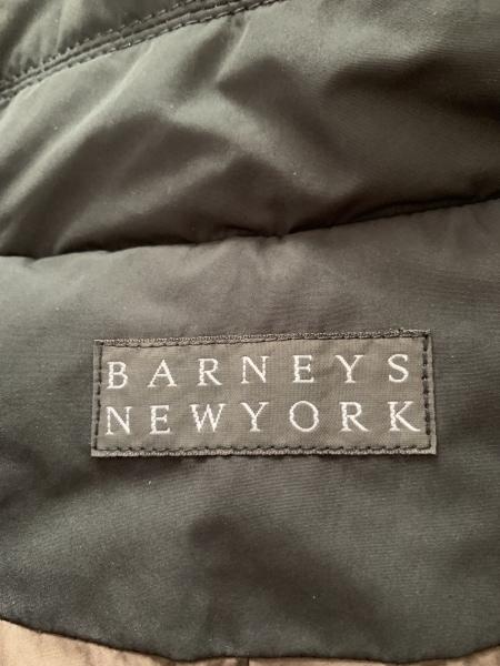 BARNEYSNEWYORK(バーニーズ) ダウンコート サイズ44 L レディース美品  黒 冬物