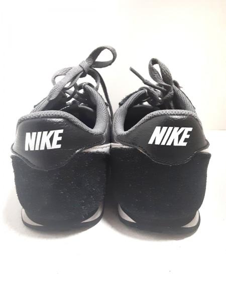 NIKE(ナイキ) スニーカー 24 レディース ジニコ 644451-018 グレー×黒×白