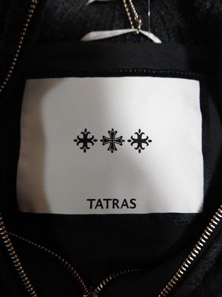 タトラス ダウンベスト サイズ2 M レディース ファグリア LTA15A4422 3
