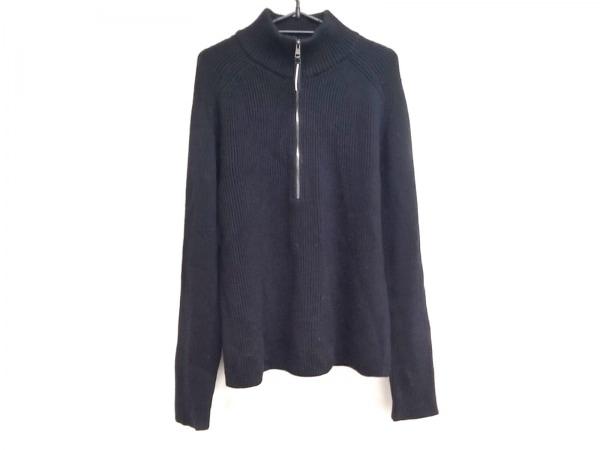 GUCCI(グッチ) 長袖セーター サイズL レディース美品  黒