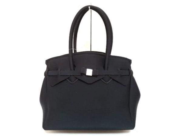 SAVE MY BAG(セーブマイバッグ) ハンドバッグ 黒 1