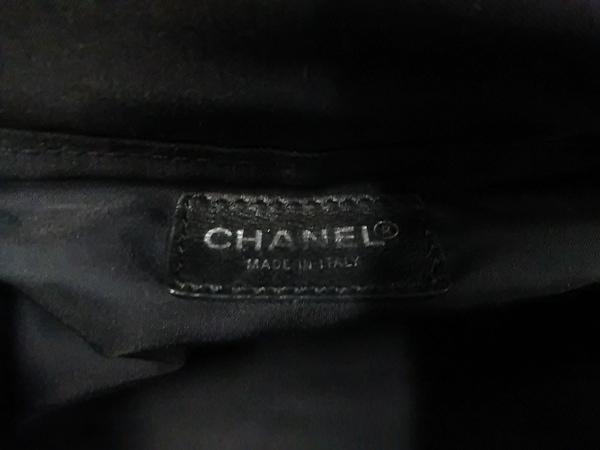 CHANEL(シャネル) バニティバッグ ニュートラベルライン A15829 黒 6