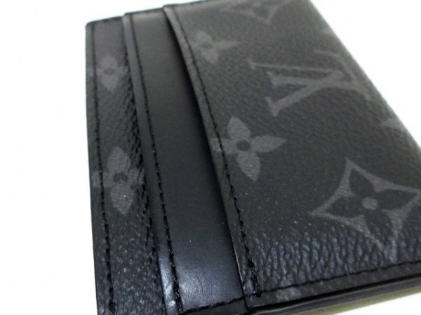 ルイヴィトン カードケース モノグラムエクリプス(キャンバス)美品 6