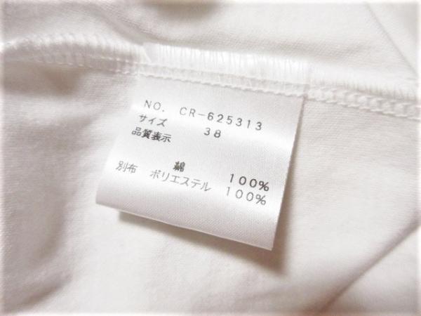 エムズグレイシー 半袖カットソー サイズ38 M レディース新品同様 4