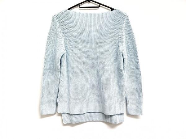 23区(ニジュウサンク) 長袖セーター サイズ32 XS レディース美品  ライトブルー
