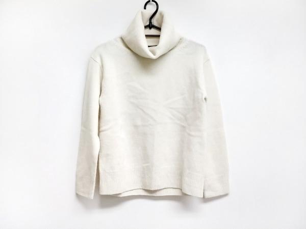 23区(ニジュウサンク) 長袖セーター サイズ32 XS レディース美品  アイボリー