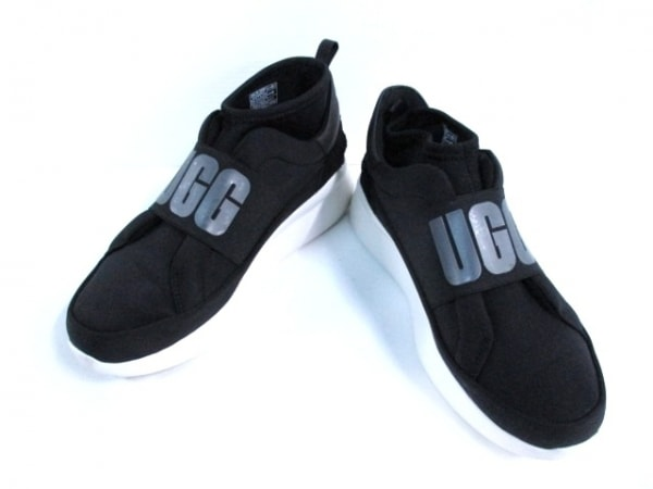 UGG(アグ) スニーカー レディース ニュートラ スニーカー 1095097 黒 1