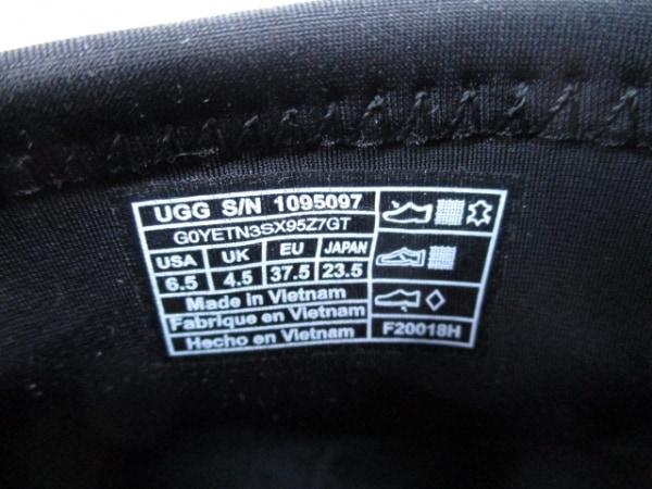 UGG(アグ) スニーカー レディース ニュートラ スニーカー 1095097 黒 6