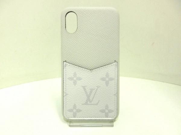 LOUIS VUITTON(ルイヴィトン) 携帯電話ケース M67681 タイガラマ ブロン iPhone X/Xs