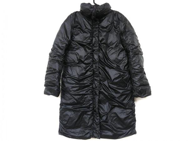 DKNY(ダナキャラン) ダウンコート サイズ4 XL レディース美品  黒 冬物