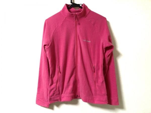 mont-bell(モンベル) 長袖カットソー サイズL レディース ピンク
