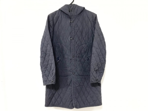 OMNIGOD(オムニゴッド) コート サイズ3 L レディース ダークグレー キルティング/冬物