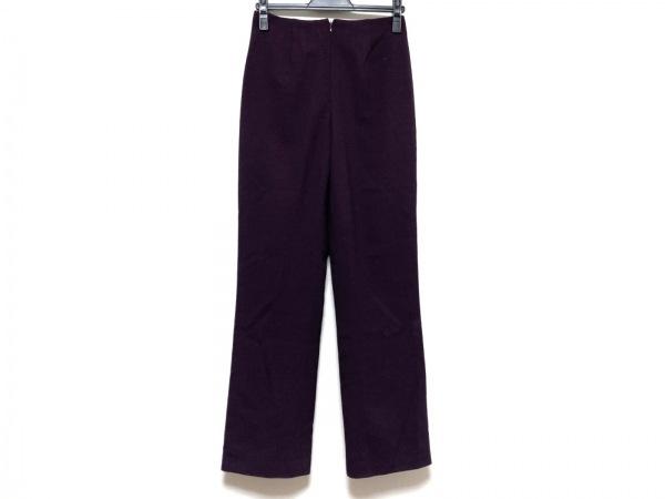 GIVENCHY(ジバンシー) パンツ サイズ38 M レディース美品  ボルドー 1