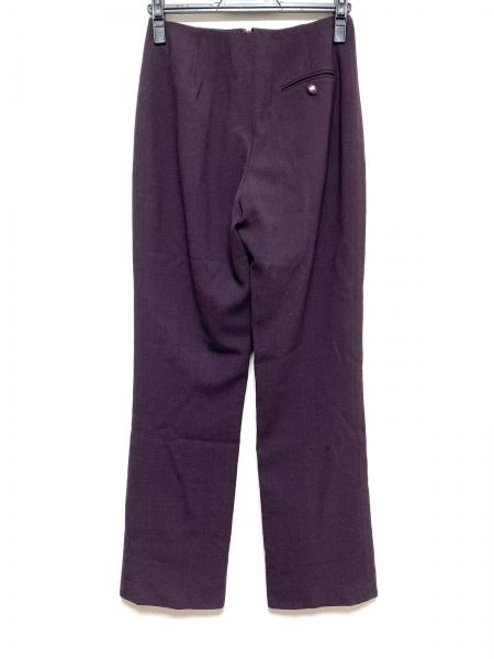 GIVENCHY(ジバンシー) パンツ サイズ38 M レディース美品  ボルドー 2