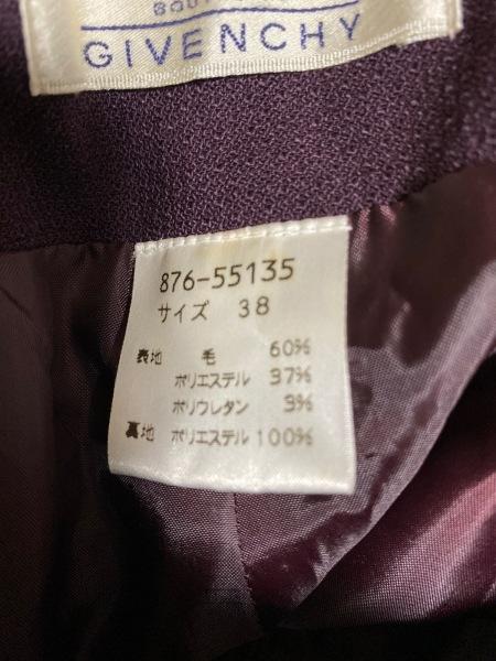 GIVENCHY(ジバンシー) パンツ サイズ38 M レディース美品  ボルドー 4