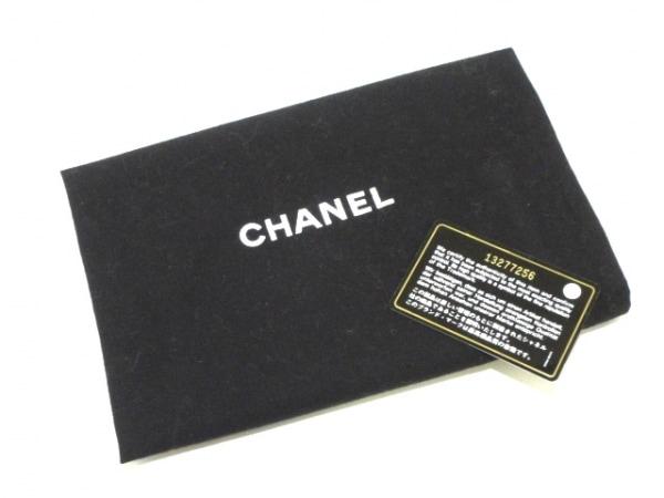 シャネル ショルダーバッグ ダブルフラップマトラッセ A01112 ベージュ ラムスキン