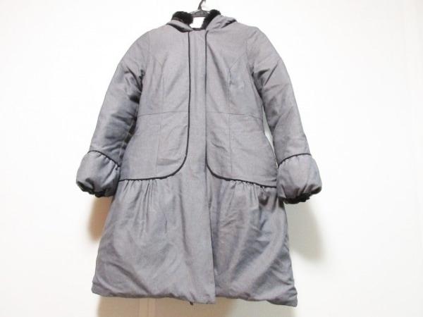 TOCCA(トッカ) コート サイズ2 S レディース美品  グレー×黒