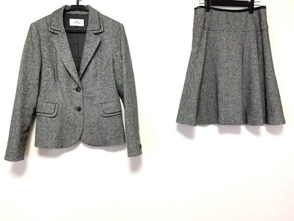 COURREGES(クレージュ) スカートスーツ サイズ40 M レディース美品 1