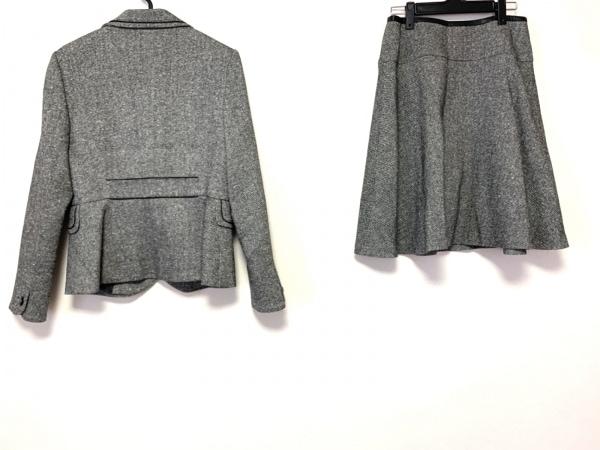 COURREGES(クレージュ) スカートスーツ サイズ40 M レディース美品 2