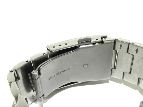 ディーゼル 腕時計 DZ-4203 メンズ トリプルカレンダー シルバー 5