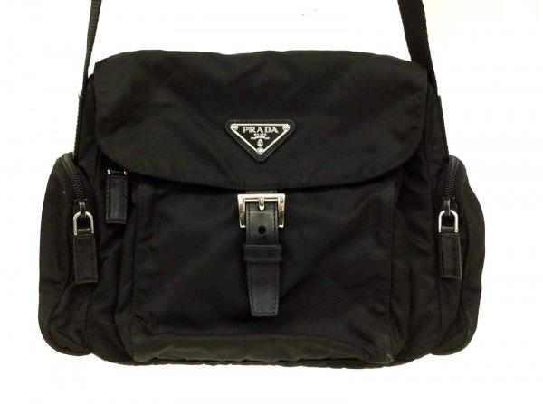 PRADA(プラダ) ショルダーバッグ - BT0501 黒 ナイロン