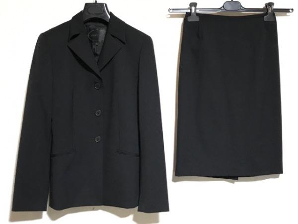 UNTITLED(アンタイトル) スカートスーツ サイズ1 S レディース 黒