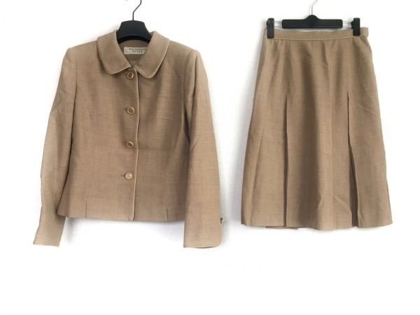 KOJI WATANABE STYLE(コージワタナベ スタイル) スカートスーツ レディース ベージュ