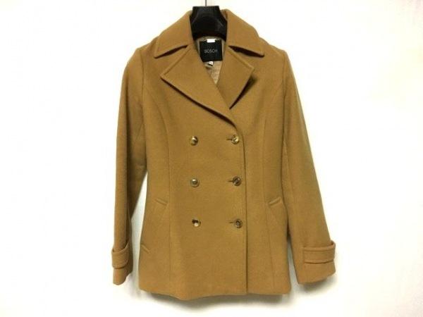 BOSCH(ボッシュ) コート サイズ36 S レディース美品  ライトブラウン 冬物