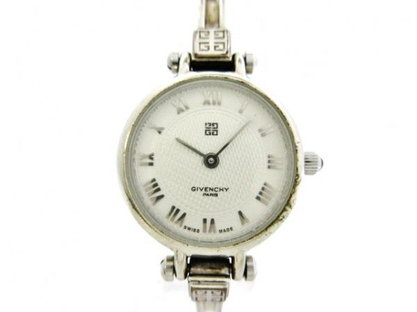 GIVENCHY(ジバンシー) 腕時計 5.699.4.0.05 レディース 白