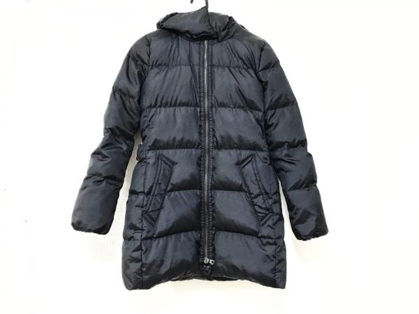 COACH(コーチ) ダウンコート サイズXS レディース美品  黒 冬物