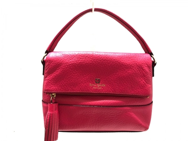 ケイトスペード ハンドバッグ美品  ミニマリア サウスポートアベニュー WKRU2482
