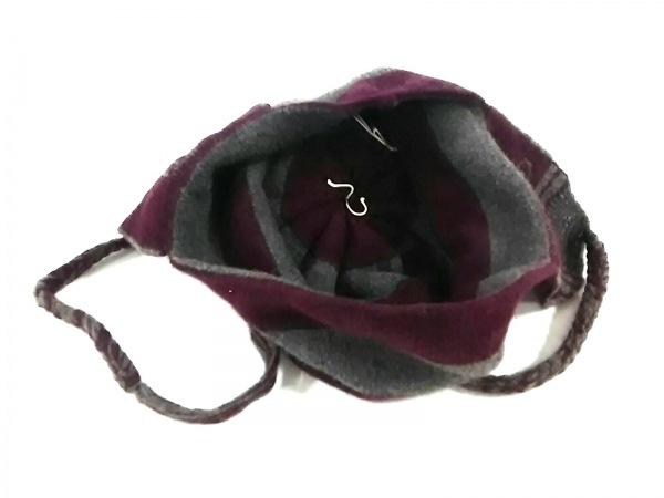 ヴィヴィアンウエストウッドアクセサリーズ ニット帽 ウール 3