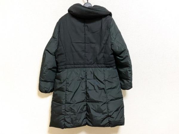 23区(ニジュウサンク) ダウンコート サイズ46 XL レディース 黒 2