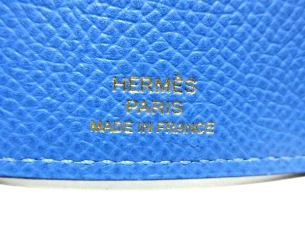 エルメス キーケース ベアン セレスト 4連フック/新型ゴールド金具 ヴォーエプソン