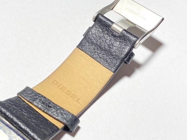 DIESEL(ディーゼル) 腕時計 DZ-1294 メンズ 黒 7
