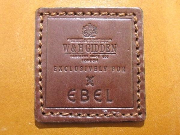 W&H Gidden(ギデン) ハンドバッグ ブラウン レザー