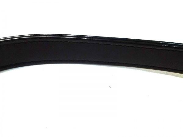 サマンサベガ ハンドバッグ美品  黒 ツイード/リボン/ラメ 8