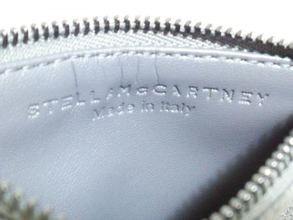ステラマッカートニー コインケース美品  ファラベラ 422364 グレー 4