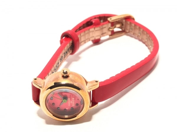 ZUCCA(ズッカ) 腕時計 1N01-0RK0 レディース レッド 2
