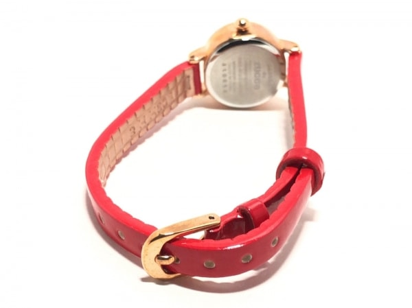 ZUCCA(ズッカ) 腕時計 1N01-0RK0 レディース レッド 3