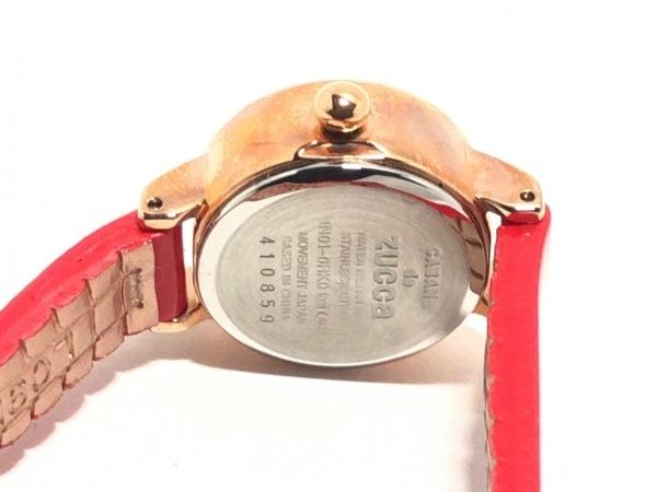 ZUCCA(ズッカ) 腕時計 1N01-0RK0 レディース レッド 4