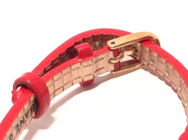 ZUCCA(ズッカ) 腕時計 1N01-0RK0 レディース レッド 5