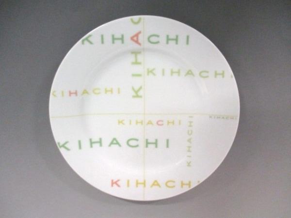 Noritake(ノリタケ) プレート新品同様  白×マルチ KIHACHI 2 陶器 1