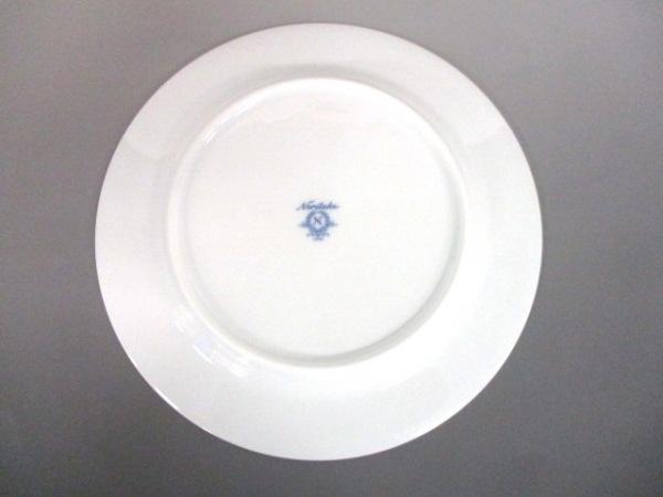 Noritake(ノリタケ) プレート新品同様  白×マルチ KIHACHI 2 陶器 2