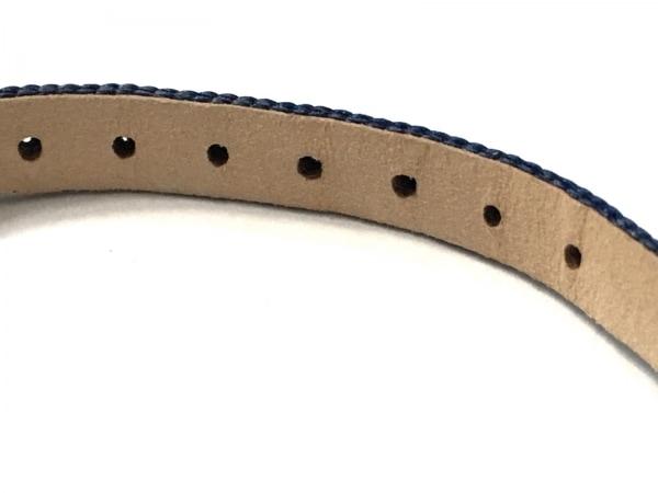 ヴィヴィアン 腕時計美品  レディース アイボリー×ゴールド 8
