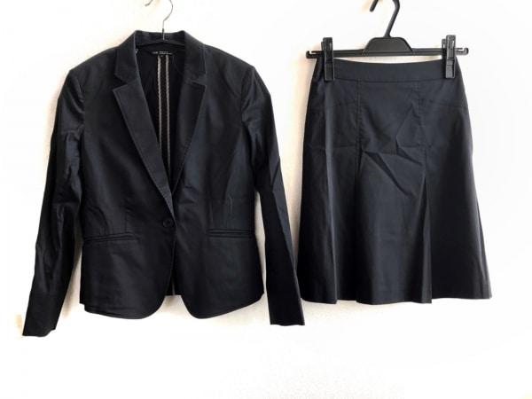 23区(ニジュウサンク) スカートスーツ レディース 黒 1