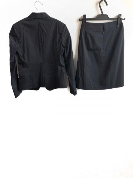 23区(ニジュウサンク) スカートスーツ レディース 黒 2