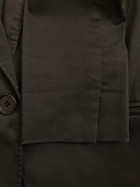 23区(ニジュウサンク) スカートスーツ レディース 黒 5