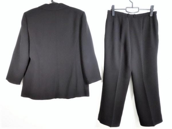 LAPINE(ラピーヌ) レディースパンツスーツ レディース 黒 2
